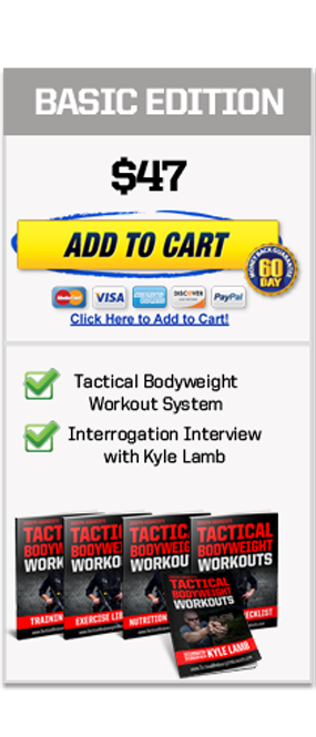 Note Tactical Bodyweight Workouts Is A Series Of Manuals In Pdf And Audios No Physical Products Will Be Shipped After You Order Get Instant