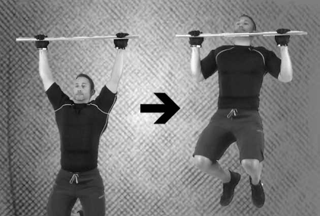 3 Ways to Increase Your Pullups