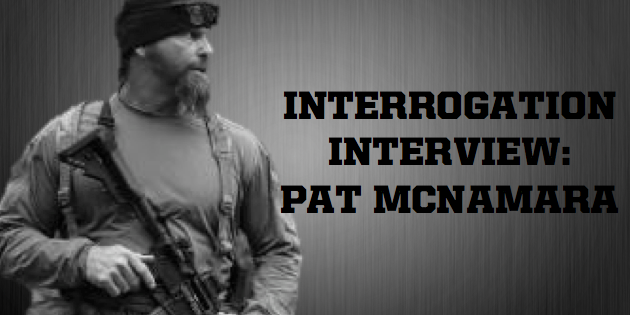 Pat McNamara Interrogation Interview
