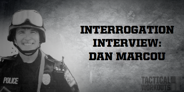 Lieutenant Dan Marcou Interview
