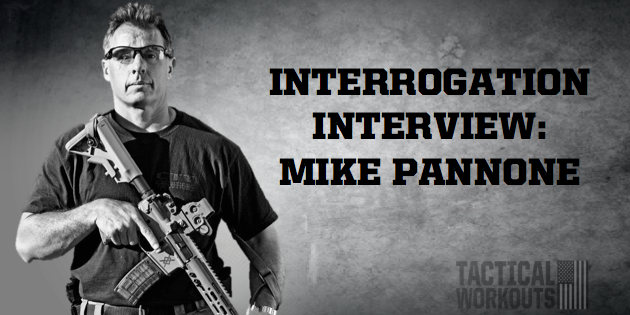 Mike Pannone Interrogation Interview