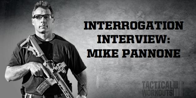Mike Pannone Interrogation Interview